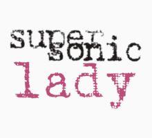 Super Sonic Lady!!! by Jayca
