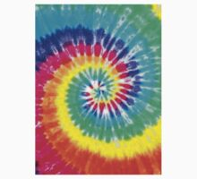 Tie-Dye Classic One Piece - Long Sleeve