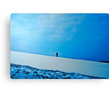 Towards Home Canvas Print