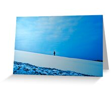 Towards Home Greeting Card