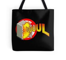 Zuul in the Refrigerator Tote Bag
