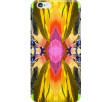 Hot Yellow Flower Friction iPhone Case/Skin