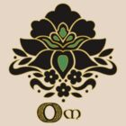 Celtic Style Lotus Om by shantitees