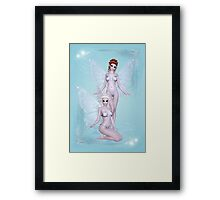 Mystical Fairies Framed Print
