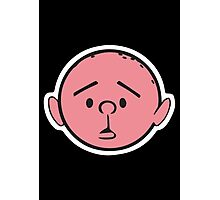 Karl Pilkington Photographic Print
