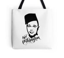 Karl Pilkington - Fez Tote Bag