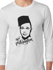 Karl Pilkington - Fez Long Sleeve T-Shirt