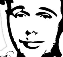 Karl Pilkington - Fez Sticker