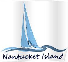 Nantucket Island - Massachusetts. Poster