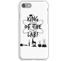 King of the Lab! 2 iPhone Case/Skin