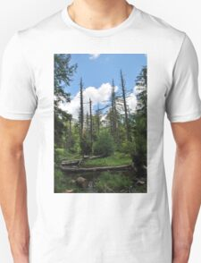 Forest & Clouds Unisex T-Shirt