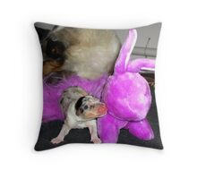 Is that you, Ma? Throw Pillow