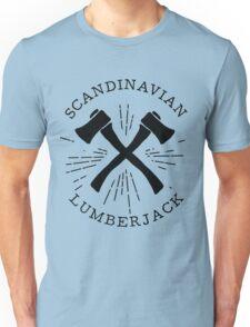 Original Scandinavian Lumberjack Apparel Unisex T-Shirt