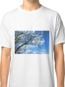 Spring Tree Blossoms Classic T-Shirt