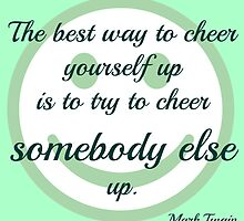 Cheer up! by mrsthornton