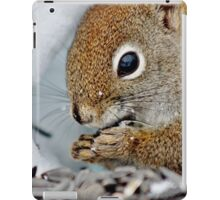 Munch Munch Munch iPad Case/Skin