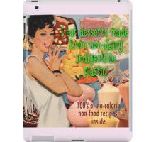 Women's Magazine Parody #3 iPad Case/Skin