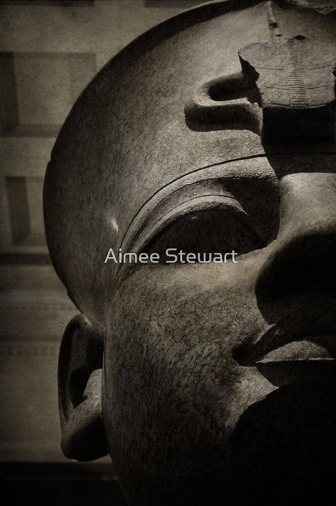 Amenhotep III by Aimee Stewart