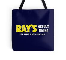 Rays Occult Books New York Tote Bag