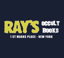 Rays Occult Books New York by McPod
