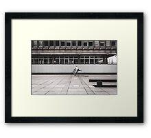 BMX Framed Print