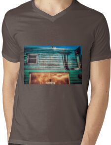 Needle In the Rear Mens V-Neck T-Shirt
