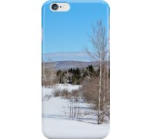Spring is a Long Way Off iPhone Case/Skin