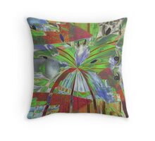Many Thoughts Throw Pillow