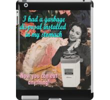 Women's Magazine Parody #5 iPad Case/Skin