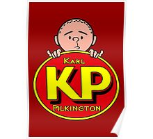 Karl Pilkington - KP Poster