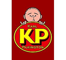 Karl Pilkington - KP Photographic Print
