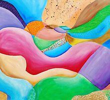 Passion Fruit by Sharon Elliott-Thomas
