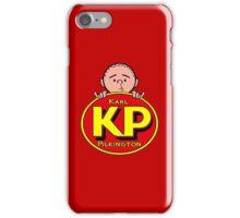 Karl Pilkington - KP iPhone Case/Skin