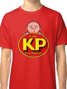 Karl Pilkington - KP Classic T-Shirt