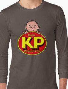 Karl Pilkington - KP Long Sleeve T-Shirt