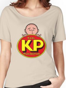Karl Pilkington - KP Women's Relaxed Fit T-Shirt