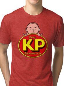 Karl Pilkington - KP Tri-blend T-Shirt