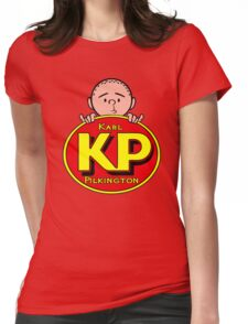 Karl Pilkington - KP Womens Fitted T-Shirt