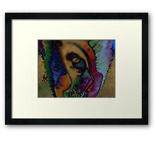 MARY Framed Print