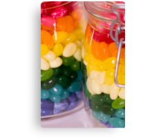 Candy Jar Canvas Print