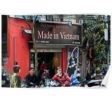 Made in Vietnam Poster