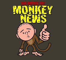 Karl Pilkington - Monkey News T-Shirt