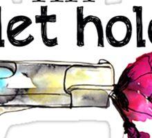 Band-aids don't fix bullet holes.  Sticker