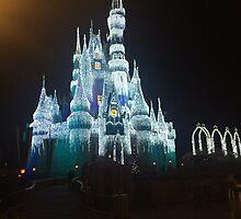 Frozen Castle  by jelynhi