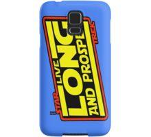 Live Long & Prosper Strikes Back Samsung Galaxy Case/Skin