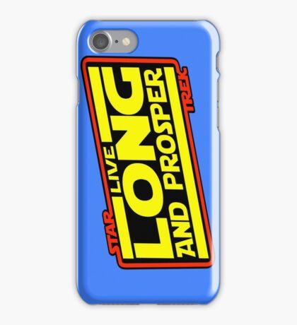 Live Long & Prosper Strikes Back iPhone Case/Skin