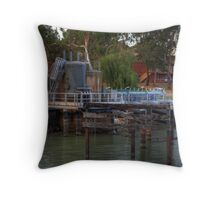 Adelaide Life Line Throw Pillow