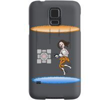 Aperture Time Samsung Galaxy Case/Skin