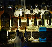 Thirsty? by Debbi Tannock