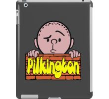Karl Pilkington - Peeking Pilkington iPad Case/Skin